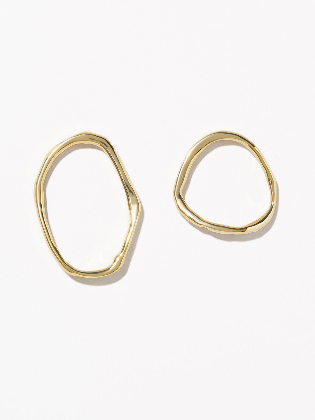 Hoop Earrings - Mismatch Sekai