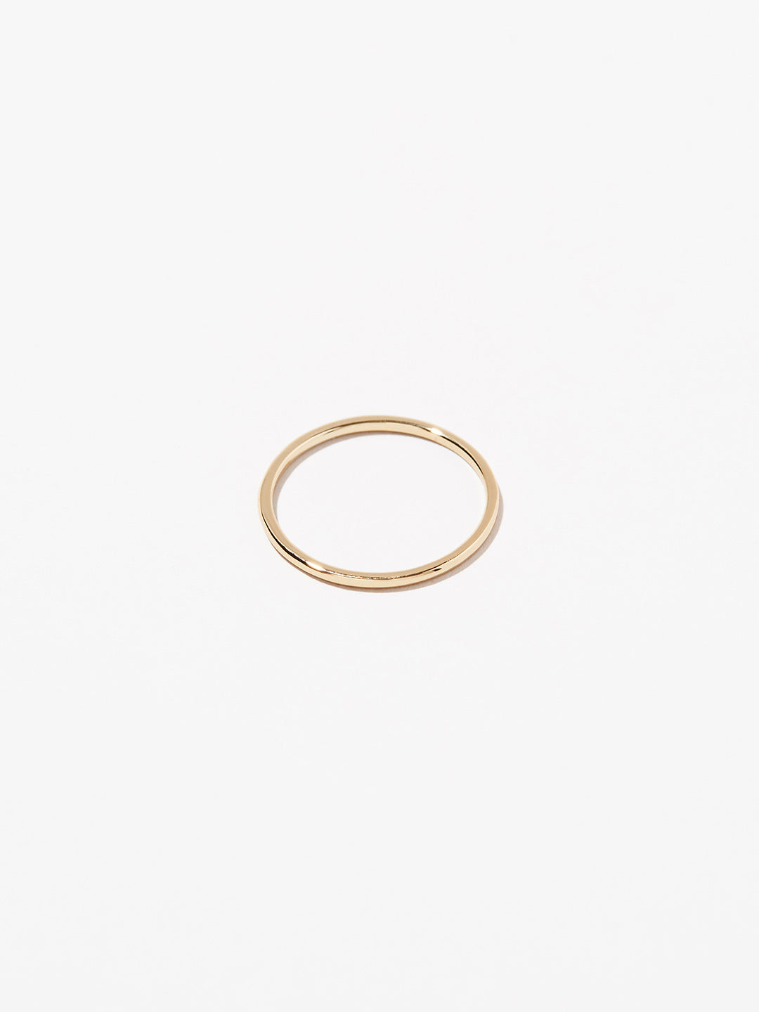 Ana Luisa Jewelry Ring Bang Rings Gold Band Ring Stephanie Silver