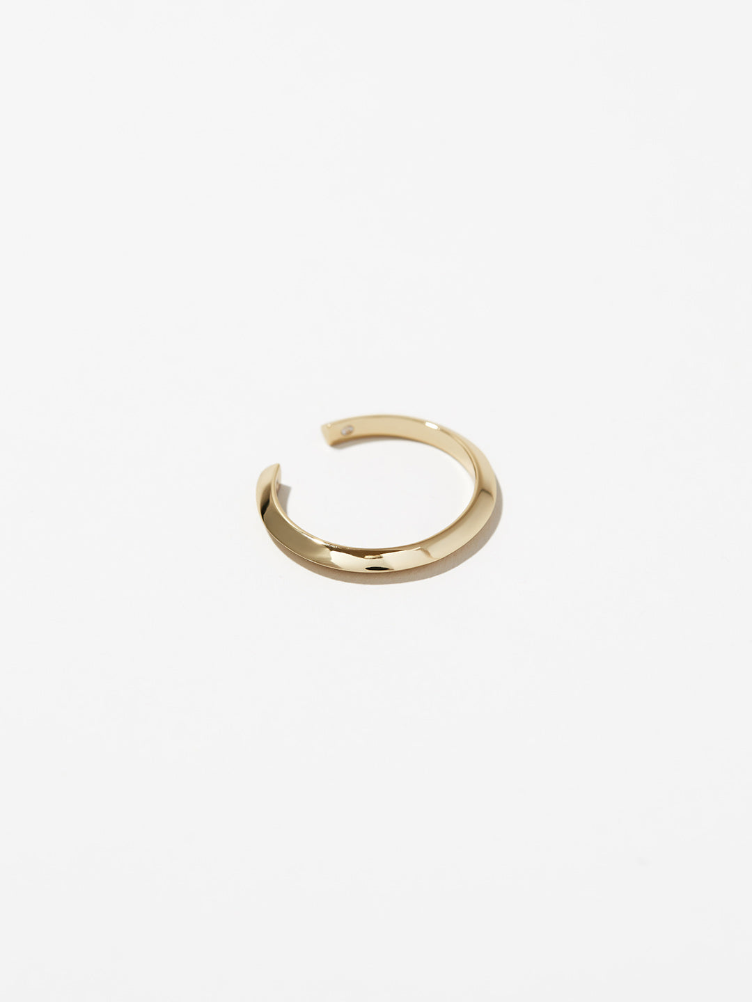 Ana Luisa Jewelry Rings Adjustable Ring Minimalist Ring Ettore Gold