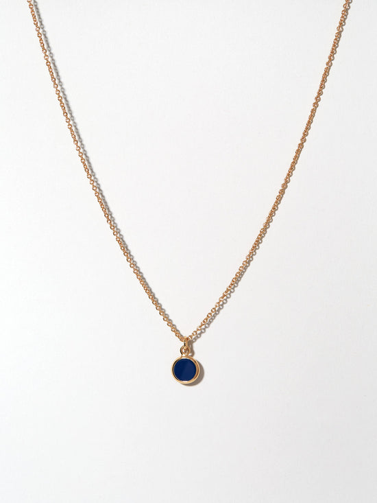 Ana Luisa Necklace Pendant NecklaceCoin Necklace Yves Necklace Gold
