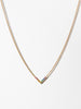 Ana Luisa Necklace Pendant Necklace Pride Necklace Rainbow Silver