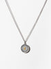 Ana Luisa Necklaces Pendant Necklace Birthstone Necklace April Diamond Silver