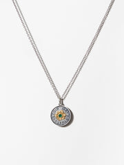 Ana Luisa Necklaces Pendant Necklace Birthstone Necklace Emerald May Silver