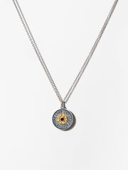 Ana Luisa Necklaces Pendant Necklace Birthstone Necklace Garnet January Silver