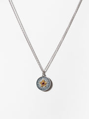 Ana Luisa Necklaces Pendant Necklace Birthstone Necklace Ruby July Silver