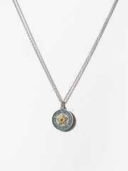 Ana Luisa Necklaces Pendant Necklace Birthstone Necklace Tanzanite December Silver