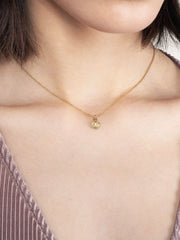 Ana Luisa Neklace Pendant Necklace Opal Charm Necklace Pola Gold