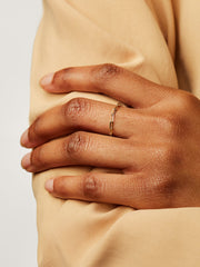 Ana Luisa Rings Chain Rings Gold Chain Ring Shiso Gold