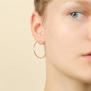 Ana Luisa Earrings Hoop Earrings Delicate Hoop Earrings Clyde
