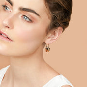 Ana Luisa Earrings Studs Delicate Earrings Fulani Gold Earrings  Joyce Gold