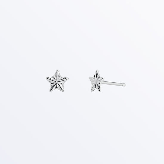 Ana Luisa Earrings Studs Delicate Earrings Mini Star Earrings Alice Silver