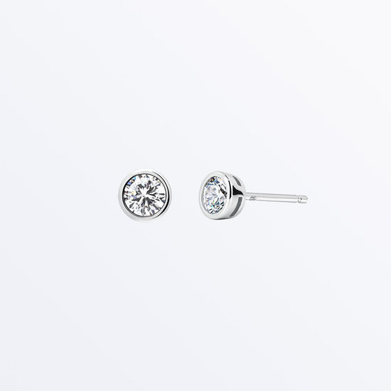 Ana Luisa Earrings Studs Delicate Earrings Sterling Silver Studs Monica
