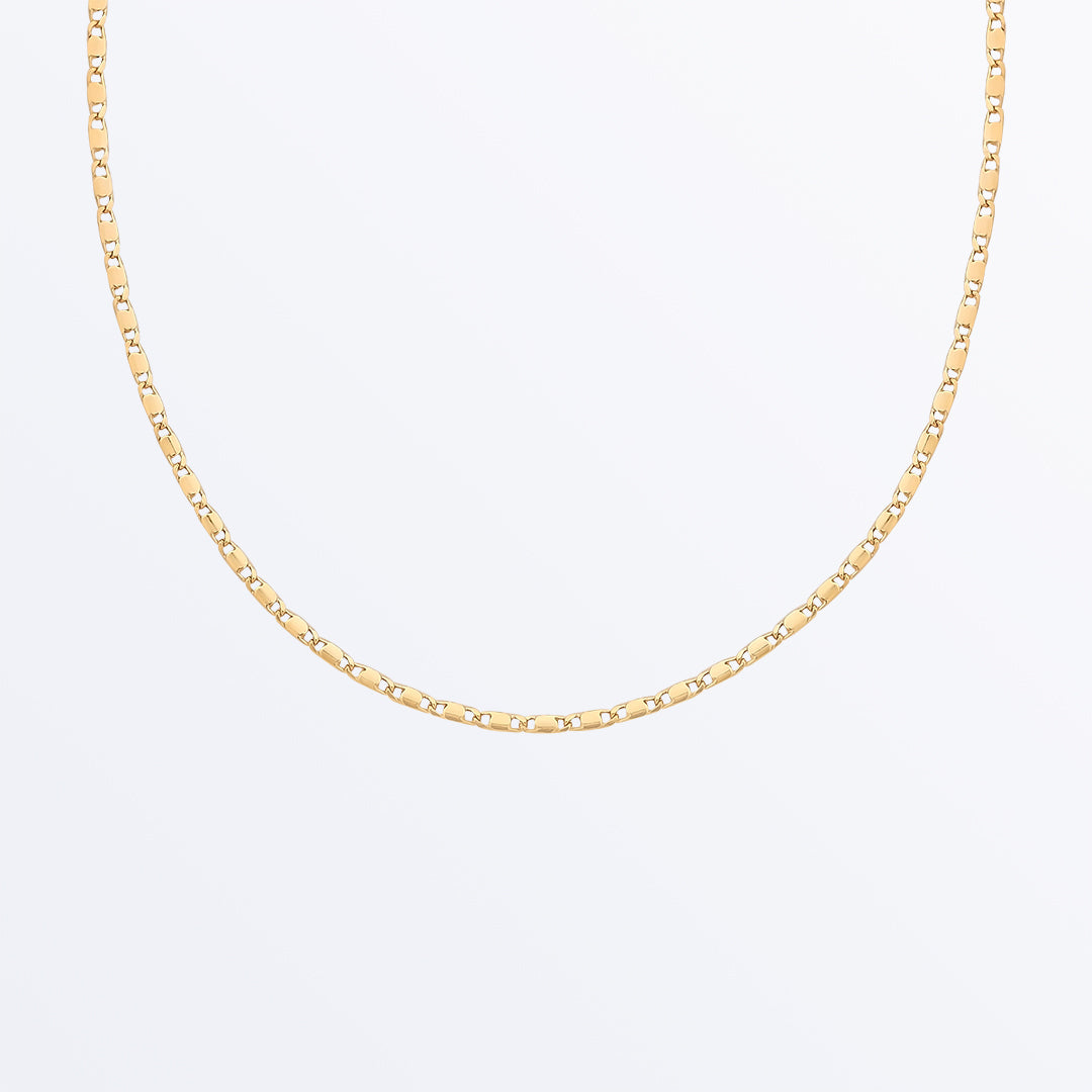 Ana Luisa Necklaces Chain Necklaces Chain Necklace Florence Gold