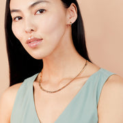 Ana Luisa Necklaces Chain Necklaces Chain Necklace Jeanne Gold.