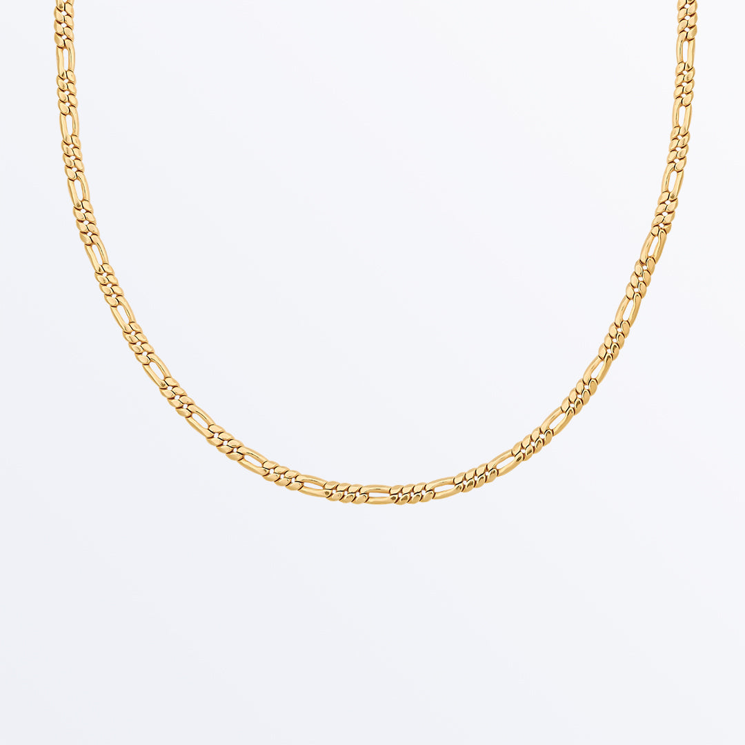Ana Luisa Necklaces Chain Necklaces Chain Necklace Jeanne Gold