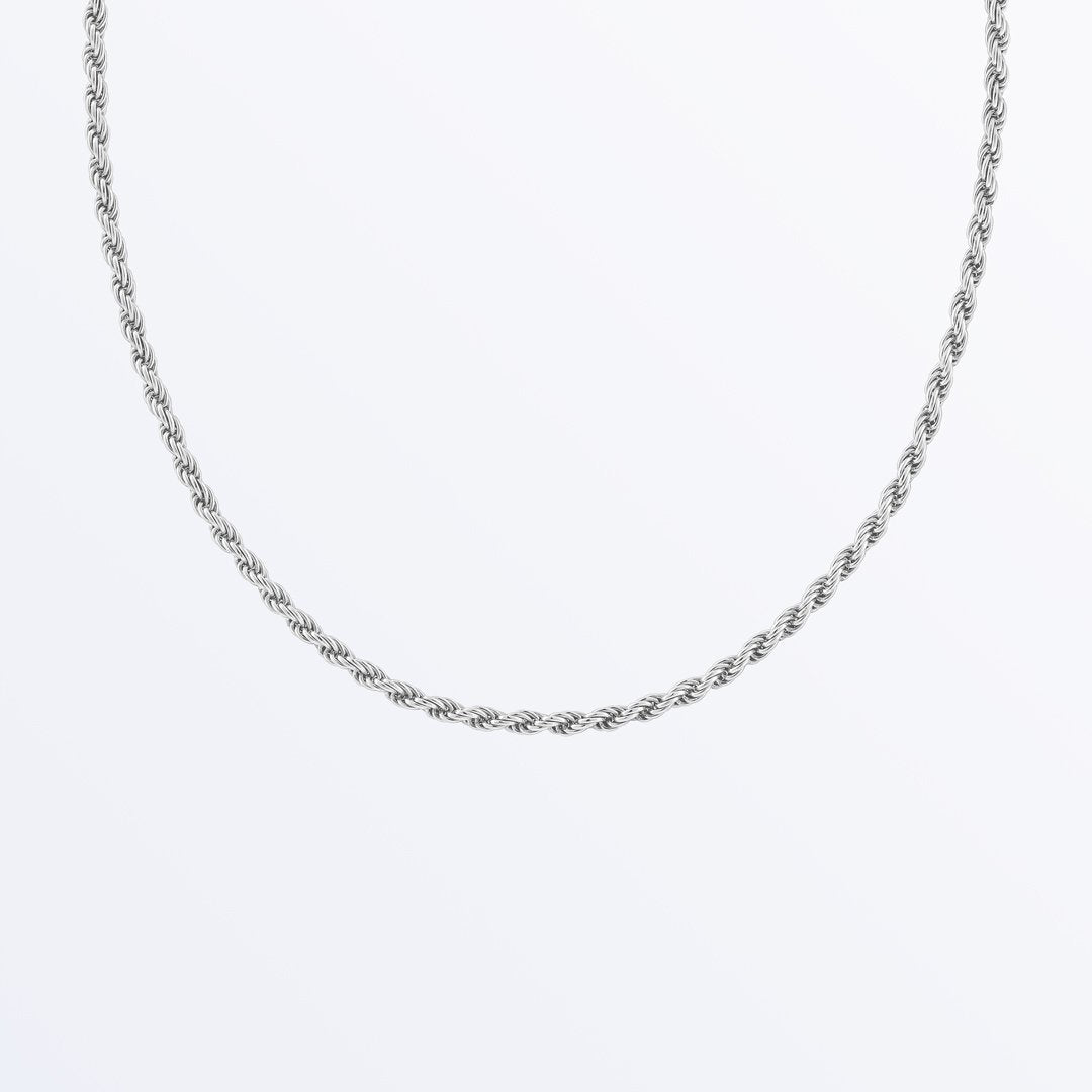 Ana Luisa Necklaces Chain Necklaces Silver Chain Necklace Zephir Silver