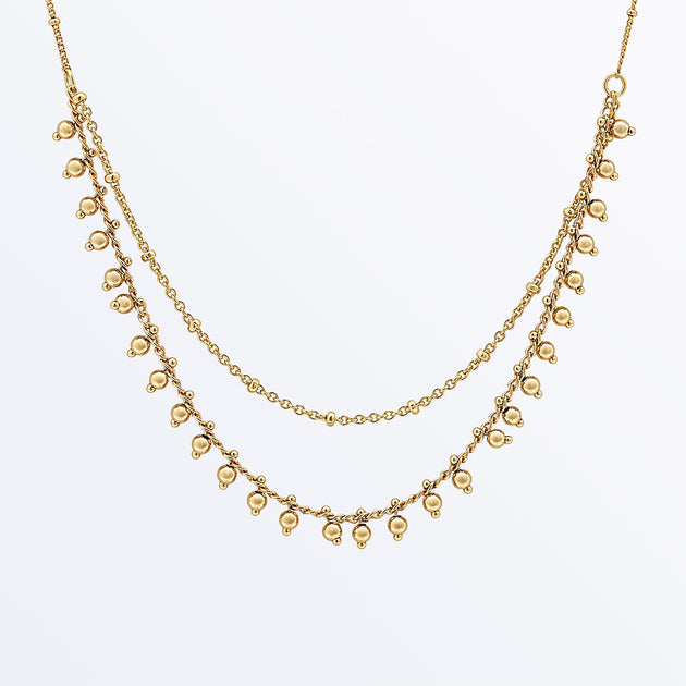 Layered Necklace                                       Mia                                                                                                                                                                                                 ... by Ana Luisa