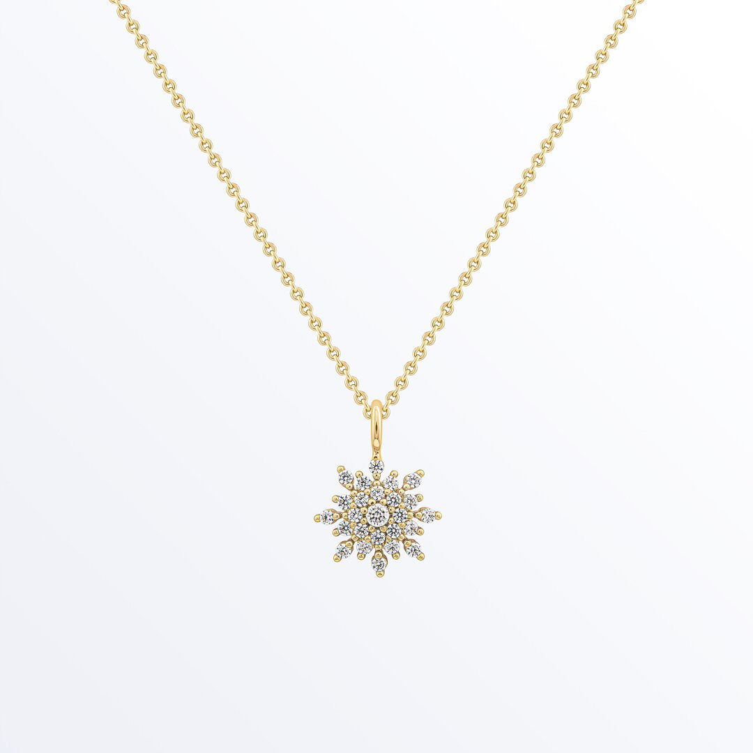 Ana Luisa Necklaces Pendant Necklace Star Necklace Joie Gold