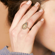 Ana Luisa Rings Gemstone Rings Janet Gold