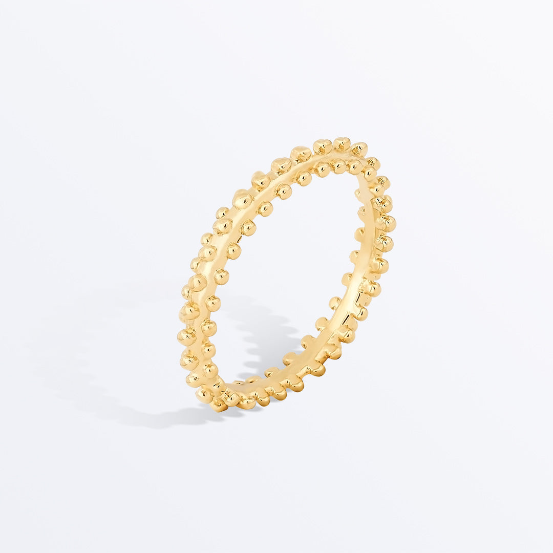 Ana Luisa Rings Stacking Rings Stackable Ring Nova Gold
