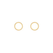 Ana Luisa Studs Delicate Earrings Stud Earrings Pop Gold