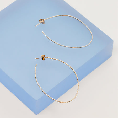 Gold Chiara Earrings