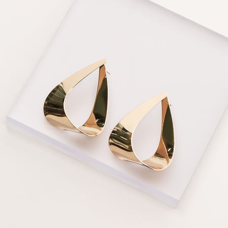 Emily Gold Earrings