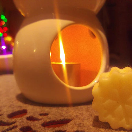 Limited Edition, Rapeseed Wax Melts and burner Gift Box