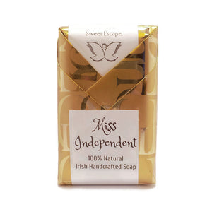 Miss Independent - Goats Milk Hemp Soap