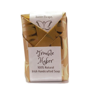 Trouble Maker - Goats Milk Hemp Soap