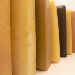 Trio Pack - Original + Miss Independent + Rockstar -Goats Milk Hemp Soap