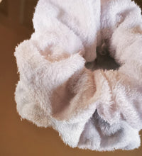 ECO SCRUNCHIC: 100% Bamboo Terry Toweling Hair Scrunchie