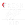 fresh ego kid Christmas logo