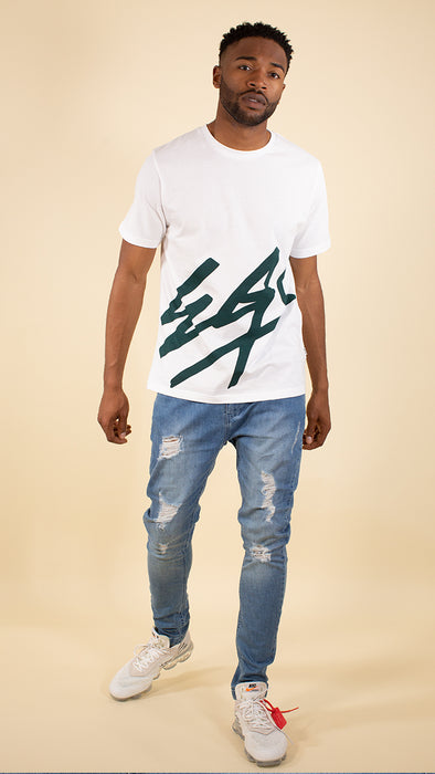 EGO T-SHIRT PINE GREEN