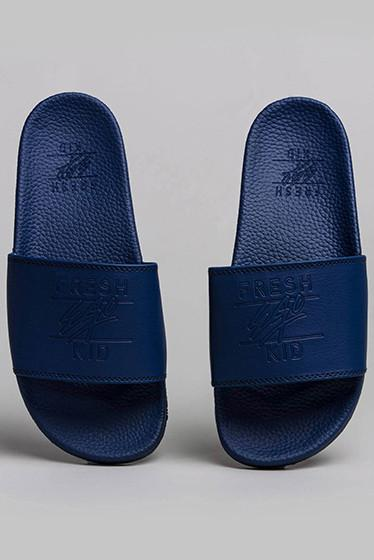 NAVY SLIDERS