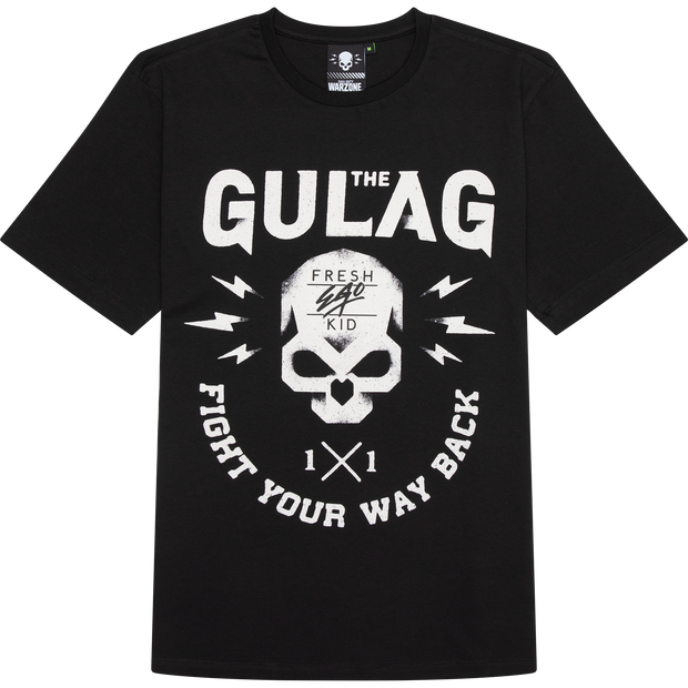 Call Of Duty ® Warzone ™ Fight Your Way Back tee in black