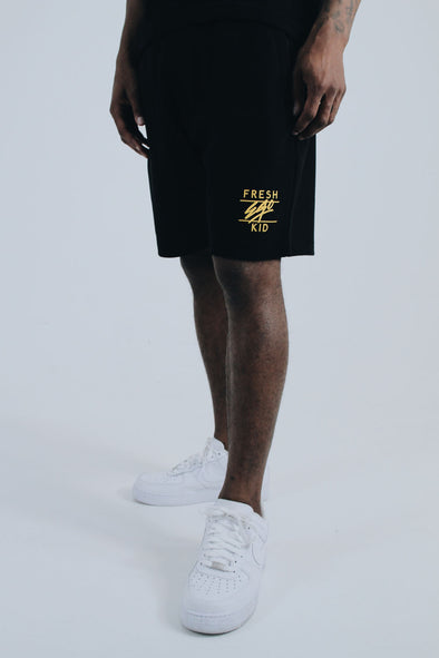 Summer Set Shorts - Black