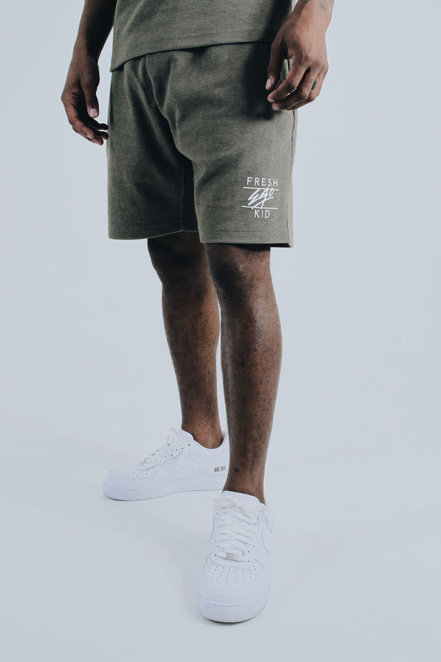 Summer Set Shorts - Khaki