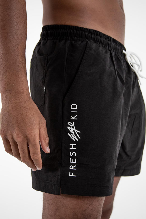 Swim Shorts in Black