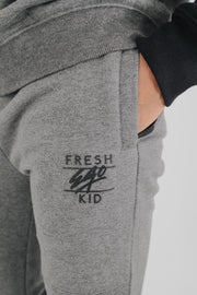 Classic Joggers In Grey