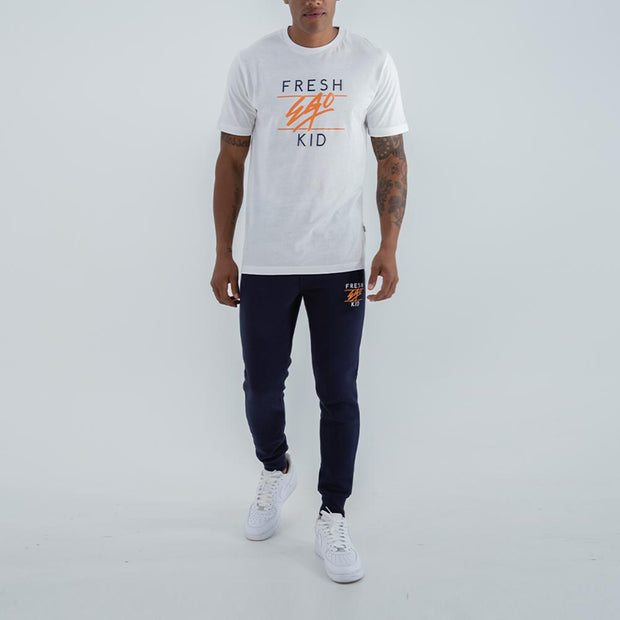 Big Heritage Logo T-shirt in White