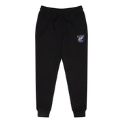 Heritage logo core joggers in black