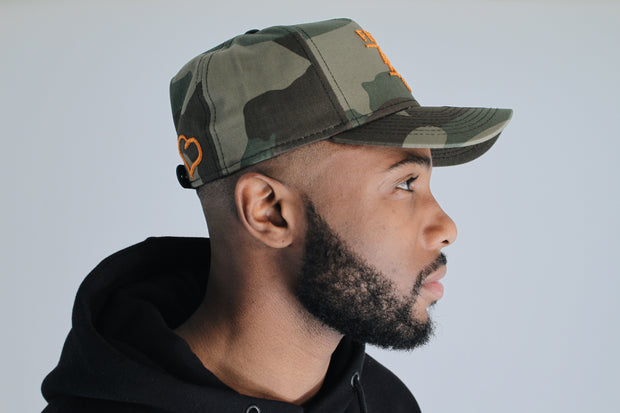 NEW ERA COTTON TRUCKER E-FRAME - CAMO
