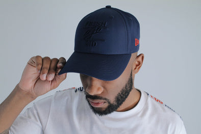 New Era Taped 9FORTY Polo - Navy