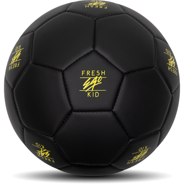 Fresh Ego Kid Football Black