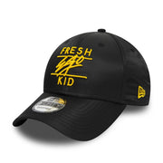 New Era 9FORTY Nylon Polo - Black/Yellow