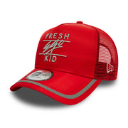 New Era Reflective Cap in Red
