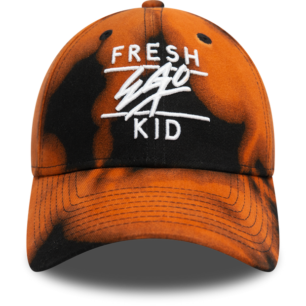 Fresh Ego Kid x HARD collaboration 9FORTY Polo Cap