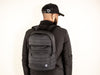 Fresh Ego Kid Black Puffer Backpack