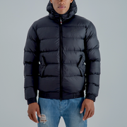 Classic Fresh Ego Kid Puffer In Black